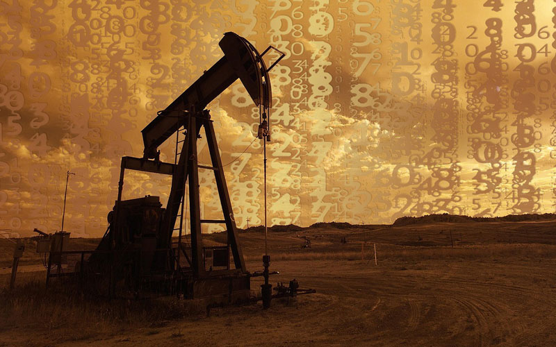 Oil starts the week timidly